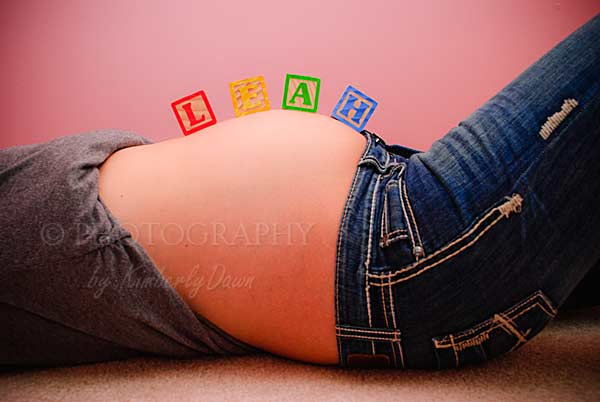 bb maternity picture